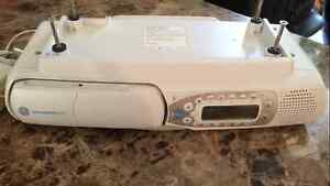 GE Spacemaker under counter phone