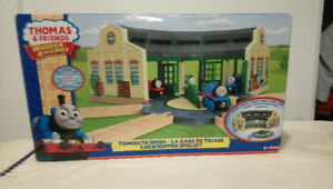Thomas the Train Tidmouth Shed - New