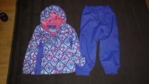 Rain Suit Size 4-5