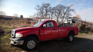 2005 Dodge Power Ram 1500 Pickup Truck  PARTING OUT