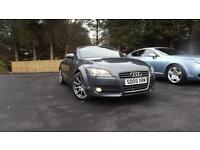 Audi TT Roadster 2.0 FSI Turbo ( 197bhp ) 2009 21.000 Mls Glasgow Scotland