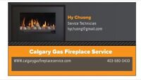 Calgary Gas Fireplace Service Spring/Summer Promotion 20% Off