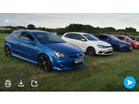 Vauxhall Astra vxr low mileage