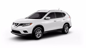 2016 Nissan Rogue SUV - Lease Takeover only $301/month + Tax