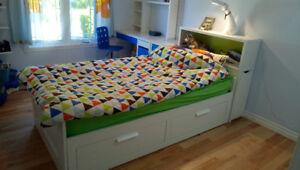 Set de chambre complet IKEA enfant-jeune ado