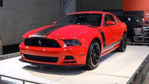 2013 BOSS Mustang.Mint.$4000 in extras.460hp-6 speed.Private.