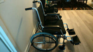 Brand new Karman LT-980 24 Pound Ultra Lightweight Wheelchair