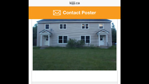 House for rent in st margrets New Brunswick