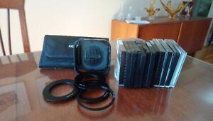 Cokin Filter Holder Serie P et beaucoup de filtres