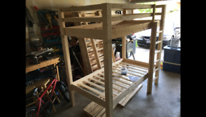 New bunk beds for sale
