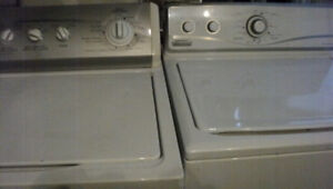 WASHERS AND DRYERS FOR SELL FROM $125