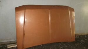 1980-1986 Ford pick up hood