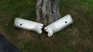2009-2014 FORD F150 BEFORE AND AFTER BUMPERS London Ontario image 3
