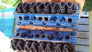 Têtes de moteur 360 mopar dodge prix a discuter