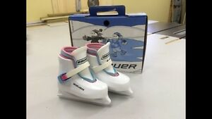 Patin hiver fille