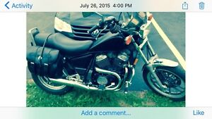 1984 Honda shadow (Not 1994) (inspected until May 2017)