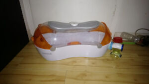 Cage habitrail hamster