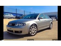 Audi A4 1.8t 163 limited edition SOLD.
