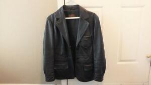 Soft Black leather Jacket from Danier