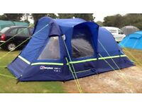 4 Man Tent. (PRICE LOWERED)