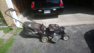 "Craftsman 22"" 3-in-1 All Wheel Drive Lawnmower"