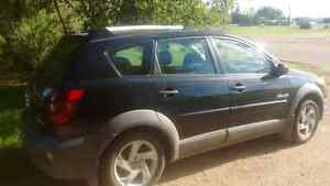 Reduced to $2000 BOB 2003 Pontiac Vibe Hatchback