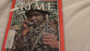 "TIME Magazine  - ""The Negro In Vietnam""  1967"