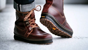 Timberland Waterproof Snow Boots Vibram Sole- US 8