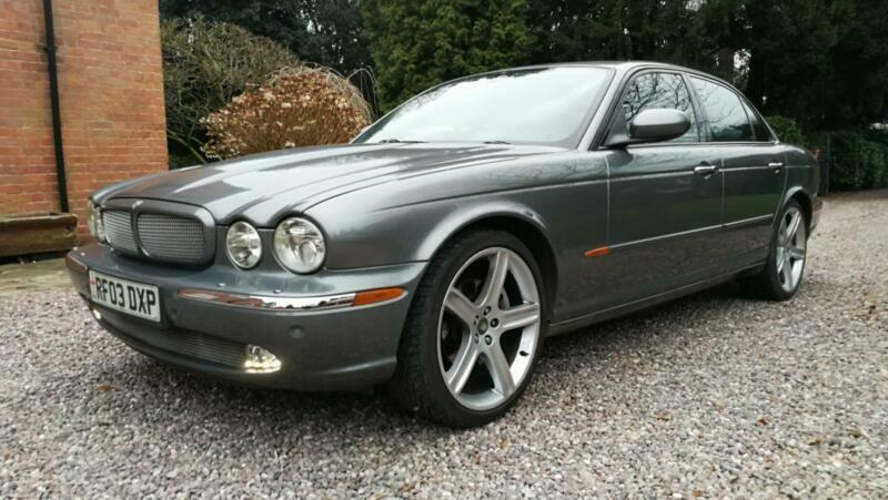 Jaguar XJ Series 3.0 auto XJ6 Sport LPG conversion