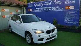 image for 2011 BMW X1 xDrive 20d M Sport 5dr Estate Diesel Manual
