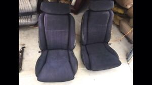 SCHEEL SEATS SUIT FORD XD XE VK ESP BROCK COMMODORE Wacol Brisbane South West Preview