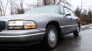 GREAT DEAL!! CLASSIC BUICK WILL GO FAST!! WINTER BEATER