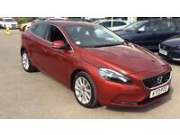 2013 Volvo V40 D3 SE Lux Geartronic with SAT Automatic Diesel Hatchback