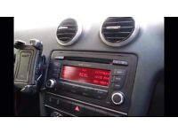 Audi A3 stereo