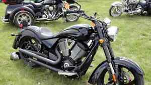 Reduced 2008 Victory Kingpin 8 Ball 1639cc