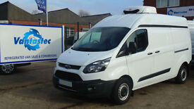 Ford Transit Custom 2.0TDCi 105PS 290 L2H2 Chilled Van