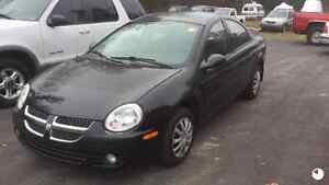 2003 Dodge Neon 2.0 Sedan runs like new