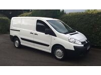 2012 Citroen Dispatch L1 H1 2.0 HDI 1 owner 130bhp