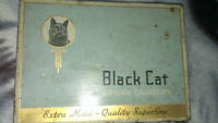 *COLLECTIBLE* Black Cat Cigarette Tin $10 OBO