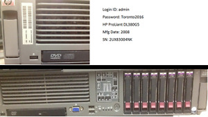 HP ProLiant DL380G5