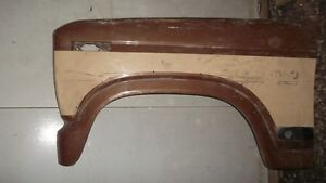 1980 - 1986 Ford F series Fender
