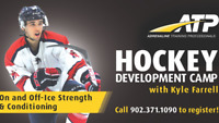 Hockey Develoement Camp with Kyle Farrell
