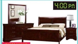 Brand new 5 piece bedroom set for sale!!!! Cornwall Ontario image 1