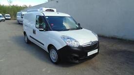 Vauxhall Combo 1.3CDTi 16v 2000 Refrigerated Van