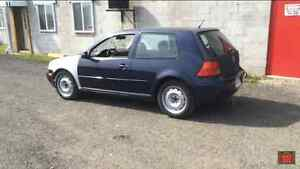 2000 Volkswagen Golf 2.0 Coupe (2 door)