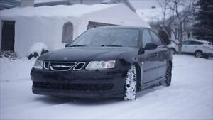 2007 Saab 9-3 2.0 T Aero kit Berline