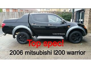 Mitsubishi l200 swap for caravan