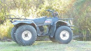 Suzuki King Quad 250 4x4