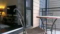 All Included Gorgeous Luxurious Condo - Sept 1st (DT/OldPort)