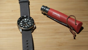 Seiko SKX007 Perfect condition with many straps